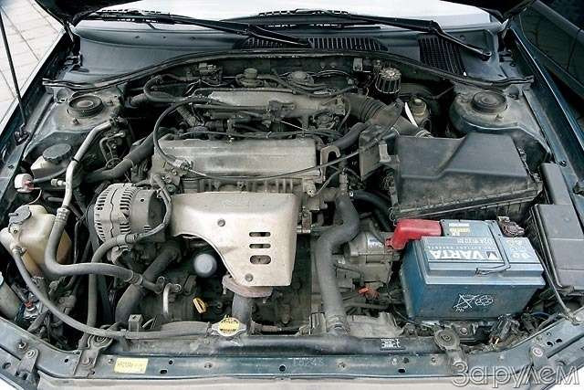 Toyota Avensis вдеталях. Европейское воспитание— фото 61325