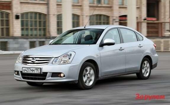 Дефицит Nissan Almera исчезнет всередине 2014 года