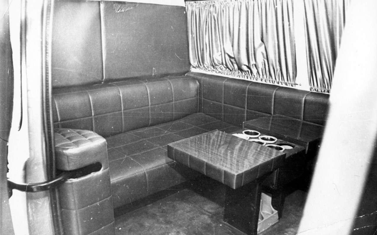 В гараже ушпионов: секретные автомобили СССР— фото 834143