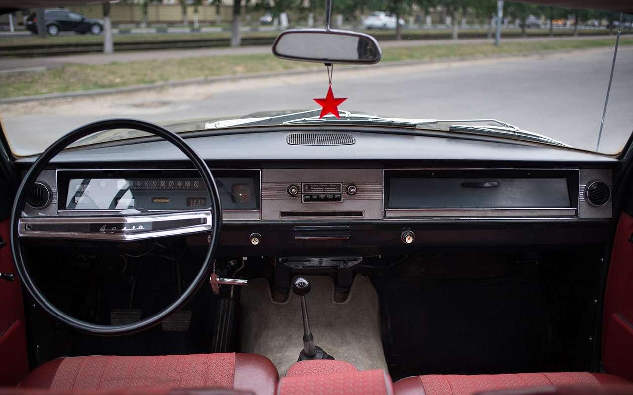 «Кривой» руль, 6-местный салон, адская цена...— невероятные факты оГАЗ-24— фото 1081866