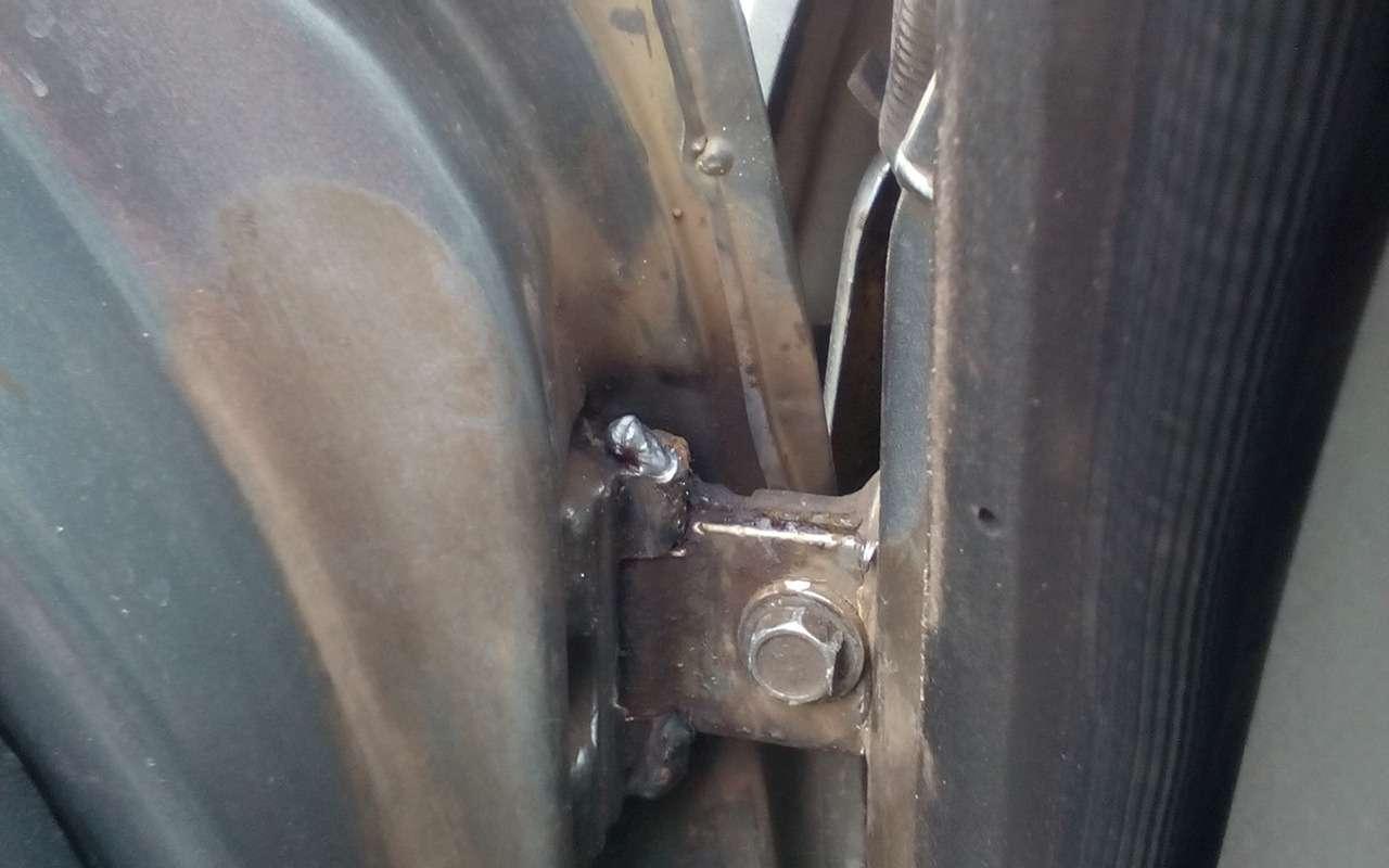13признаков того, что машина побывала всерьезной аварии— фото 888684