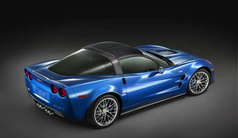 Chevrolet Corvette ZR-1на трассе Нюрбургринга: 7:26.4на круг— фото 348832