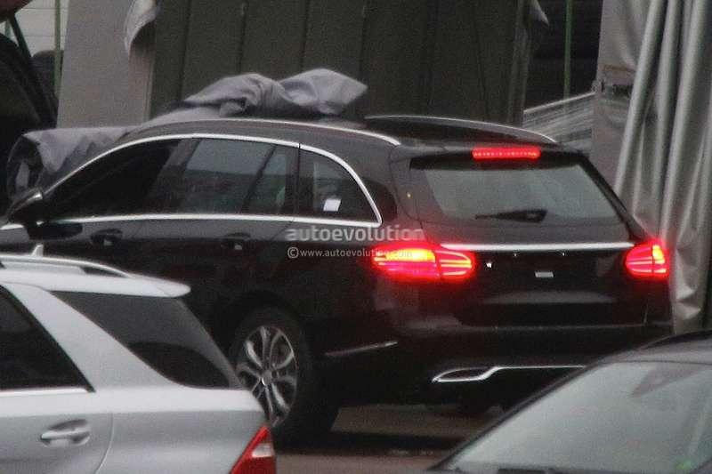 spyshots next mercedes cclass estate wagon looks good 3no copyright