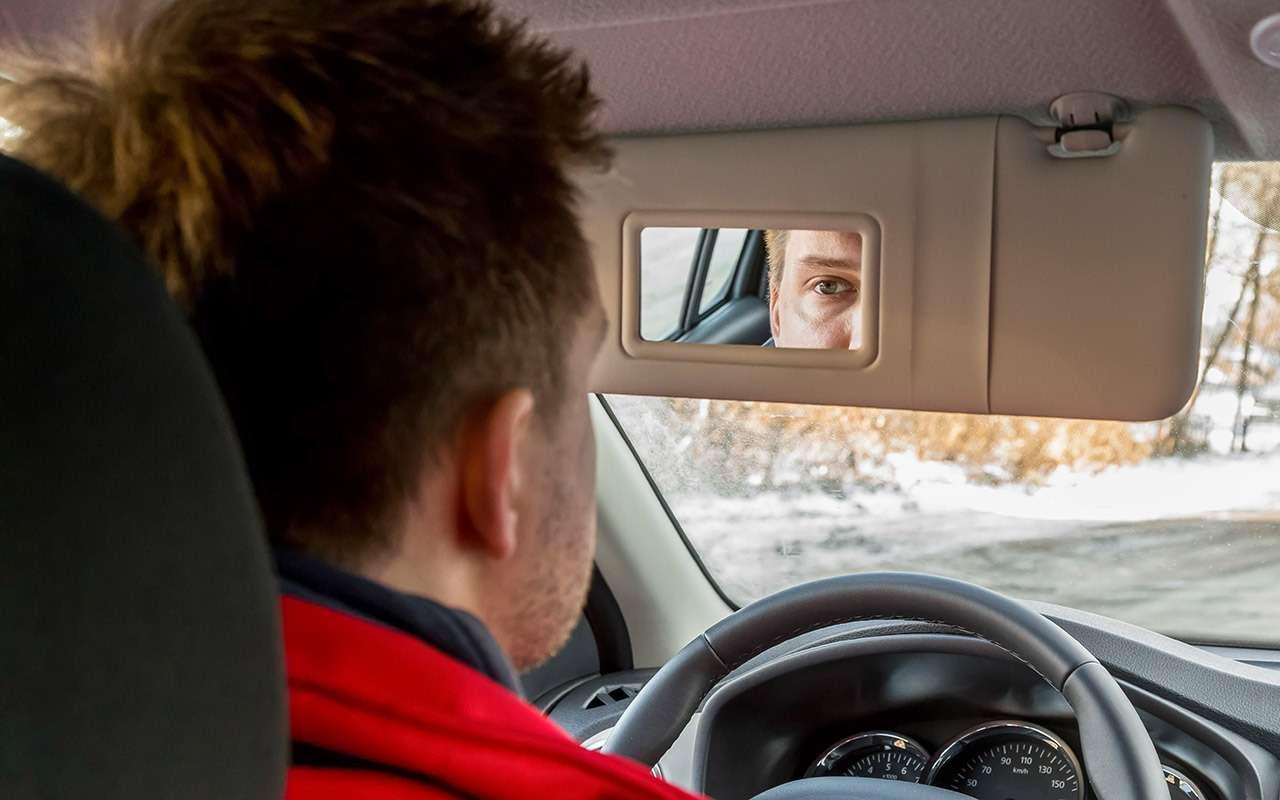 Тест-драйв по-новому: 14честных ответов про Renault Logan— фото 1004735