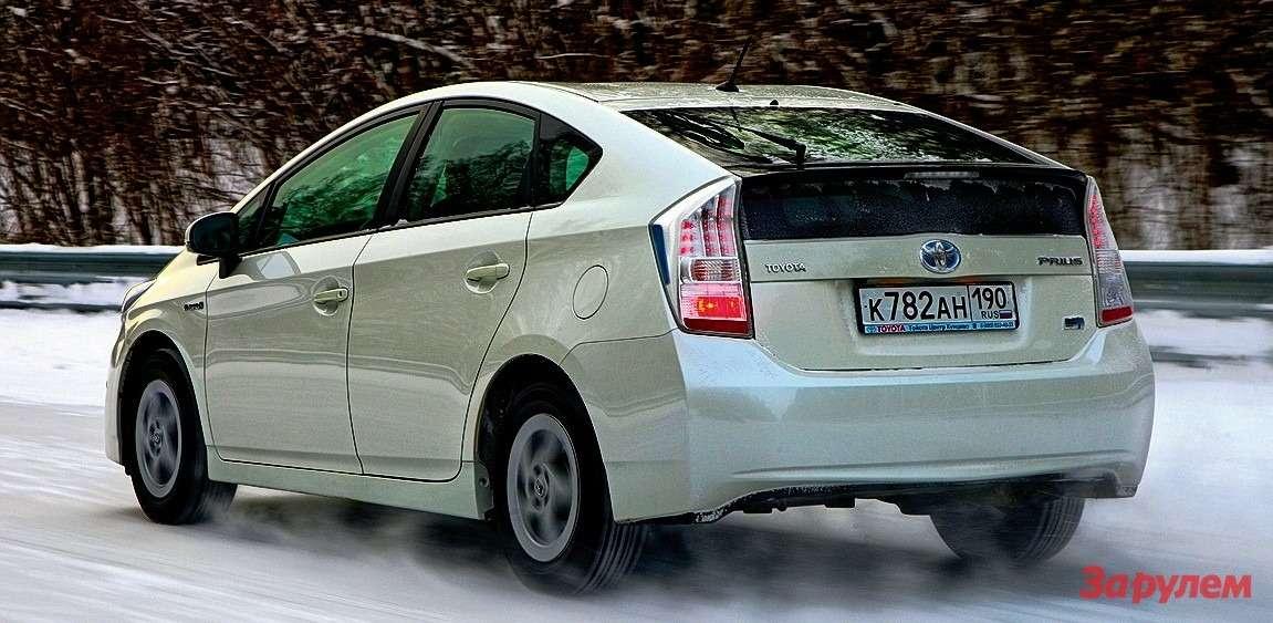 Toyota Prius lll