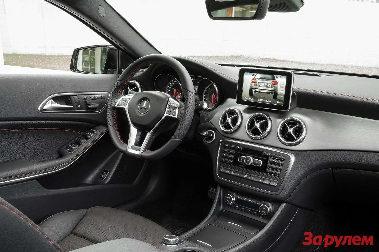 Mercedes Benz GLA Class 2015 1600x1200 wallpaper 24