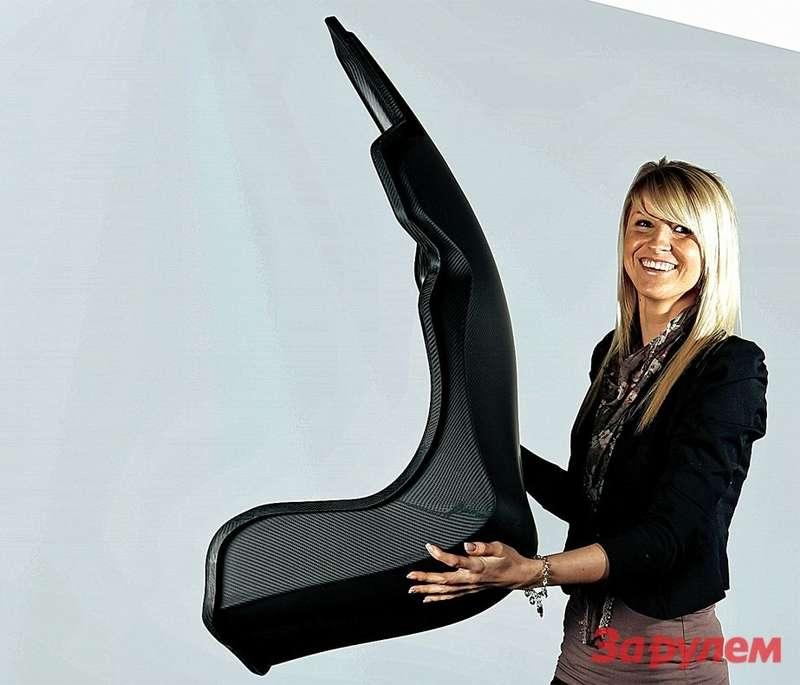 Легкое кресло