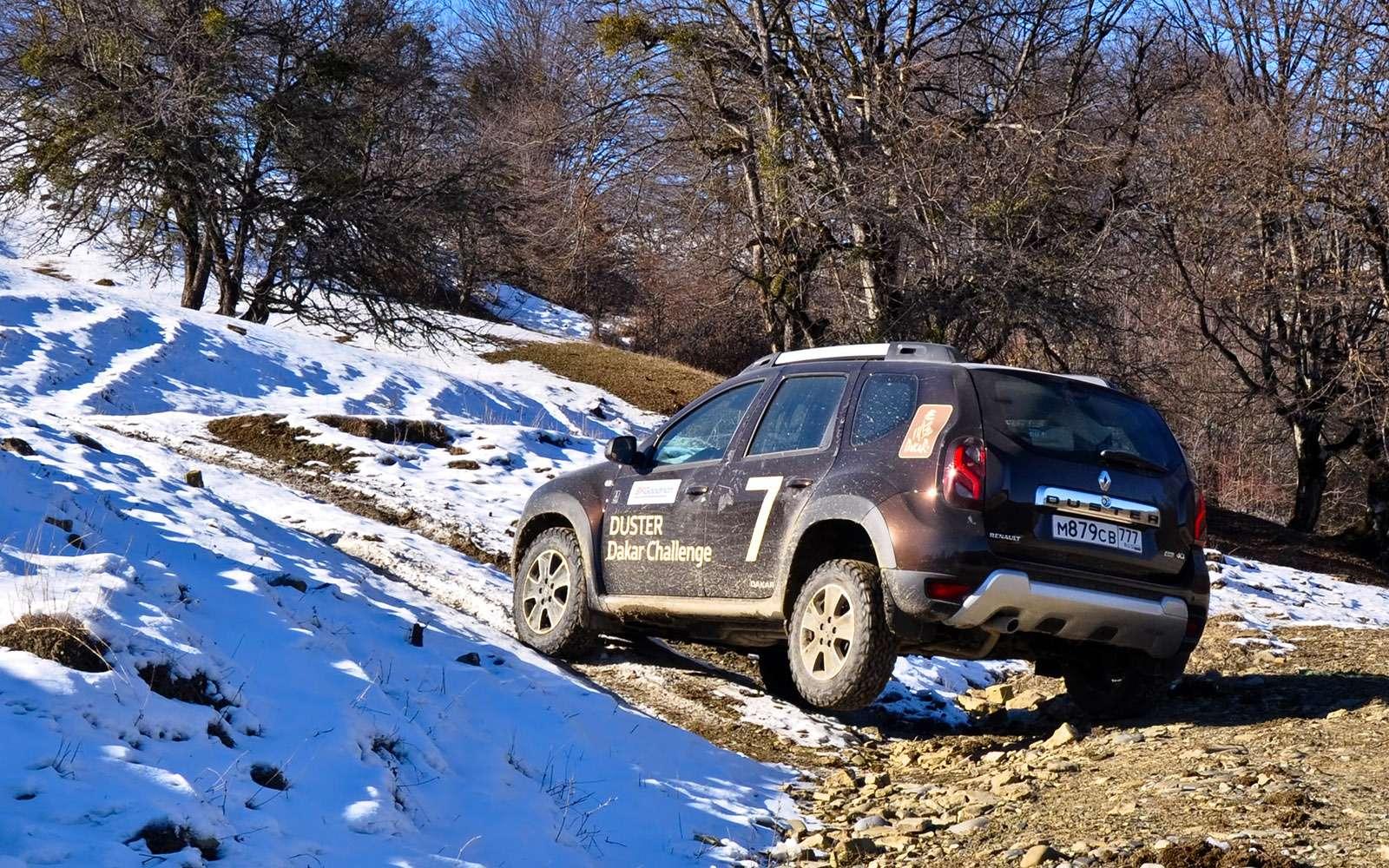 Renault Duster Dakar Edition: это только начало!..— фото 698366