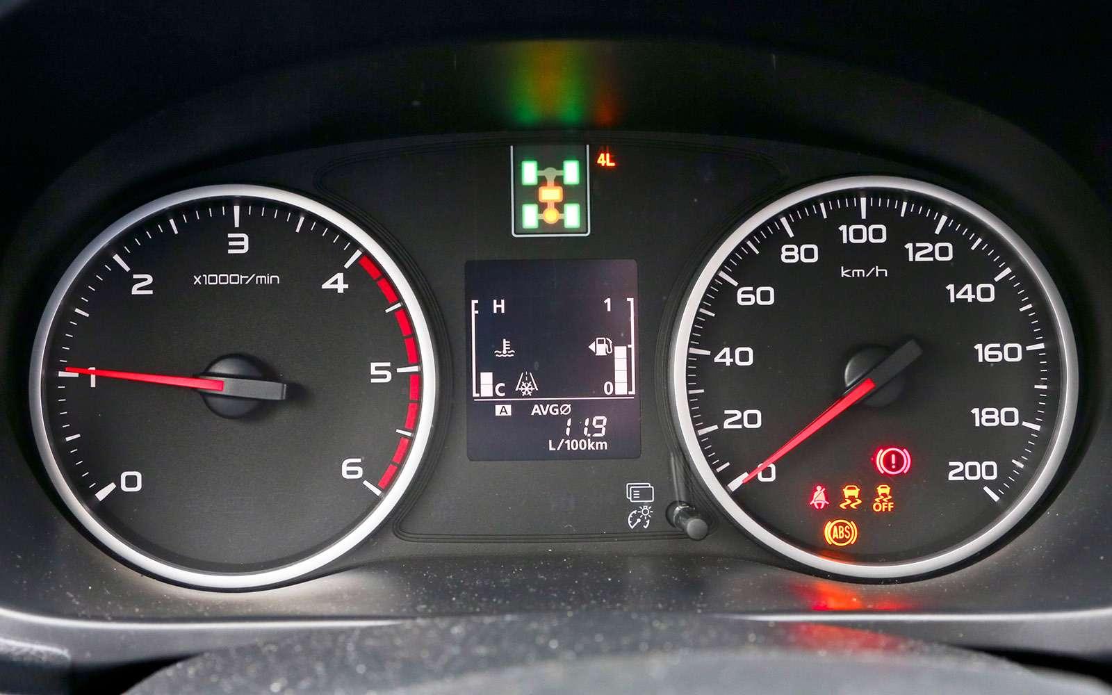 Пикапы Isuzu D-Max, Mitsubishi L200и Toyota Hilux: на«обортаж»!— фото 698450
