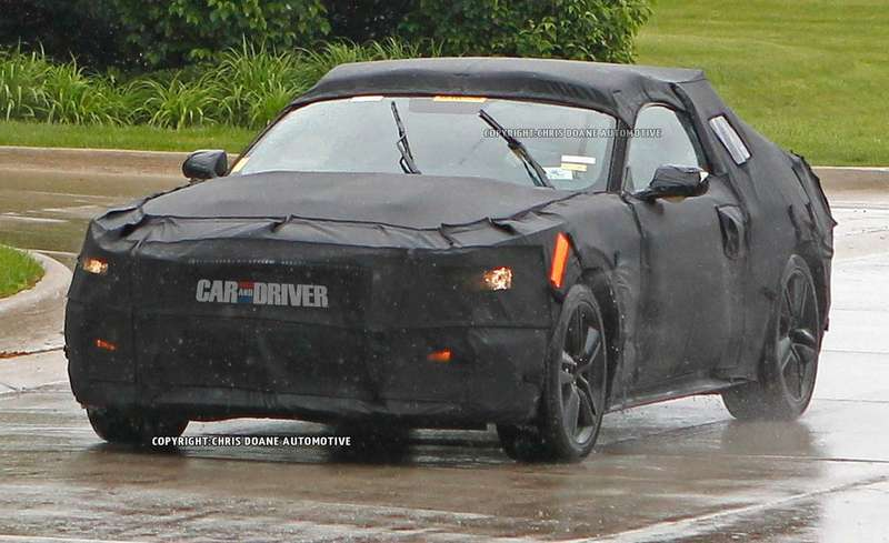 nocopyright 2015 ford mustang spy photo photo 520379