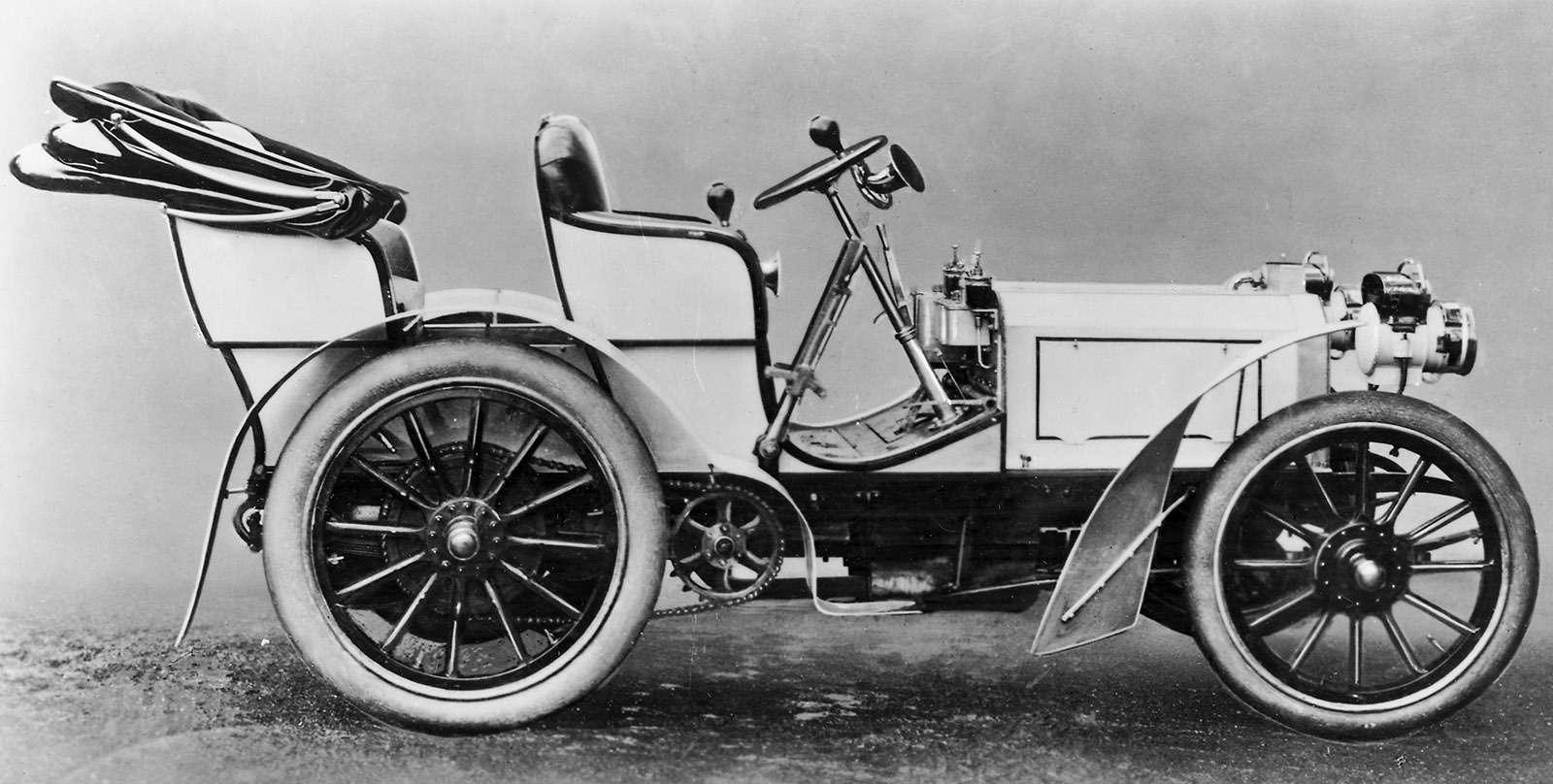 Изобретения века: автомобили— подростки иакселераты— фото 704013