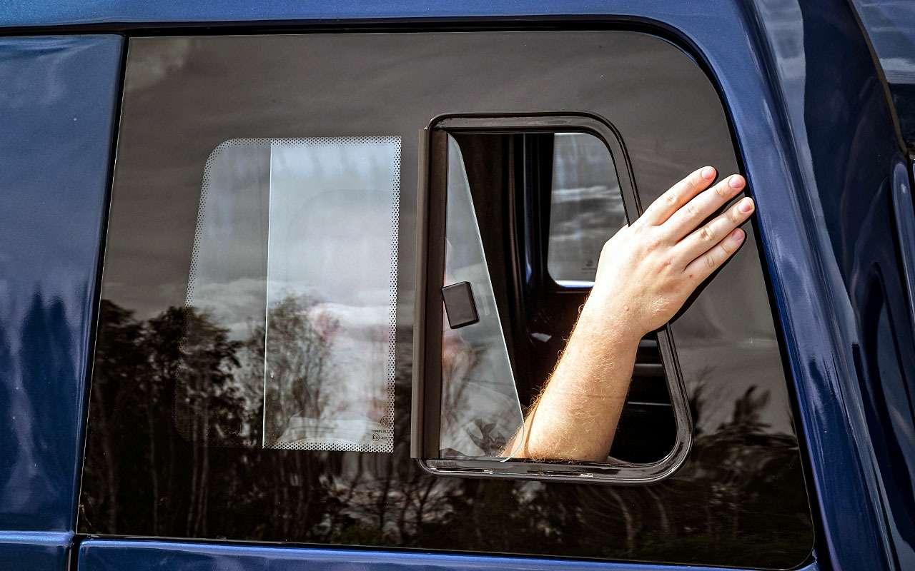 Лада Ларгус Куб— тест-драйв ЗР— фото 781289