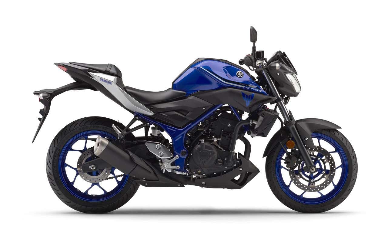 В России отзывают 520 дефектных мотоциклов Yamaha— фото 933296