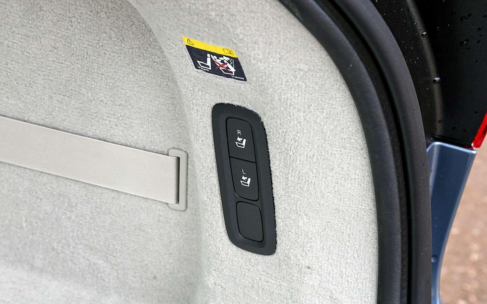 Тест-драйв Volvo V90 Cross Country— хорошо, нодорого— фото 764627