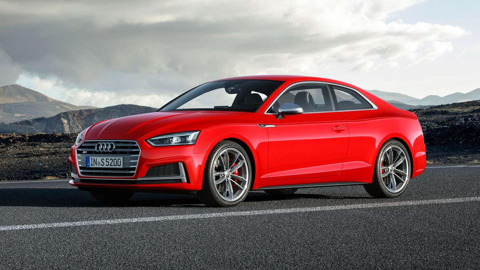 Новый Audi A5не стал «ломать глаза»— фото 594579