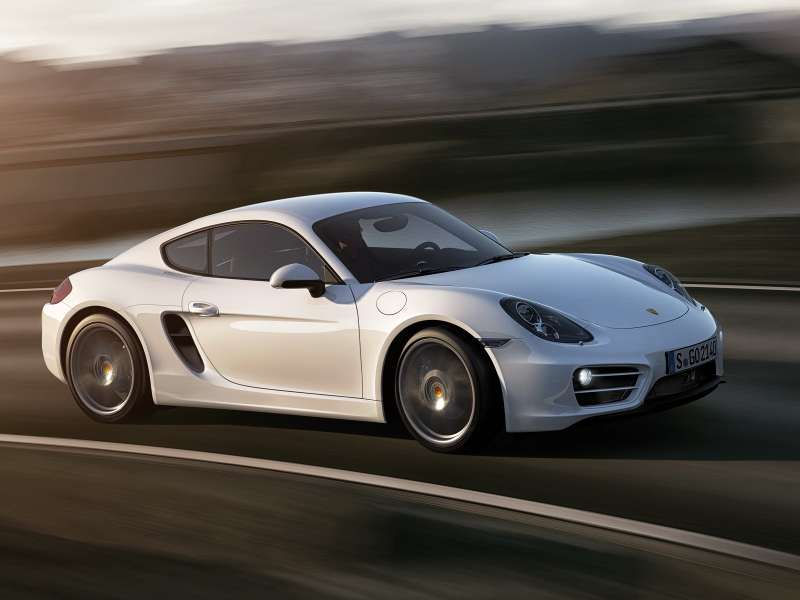 Класс Спорткары   Porsche Cayman no copyright