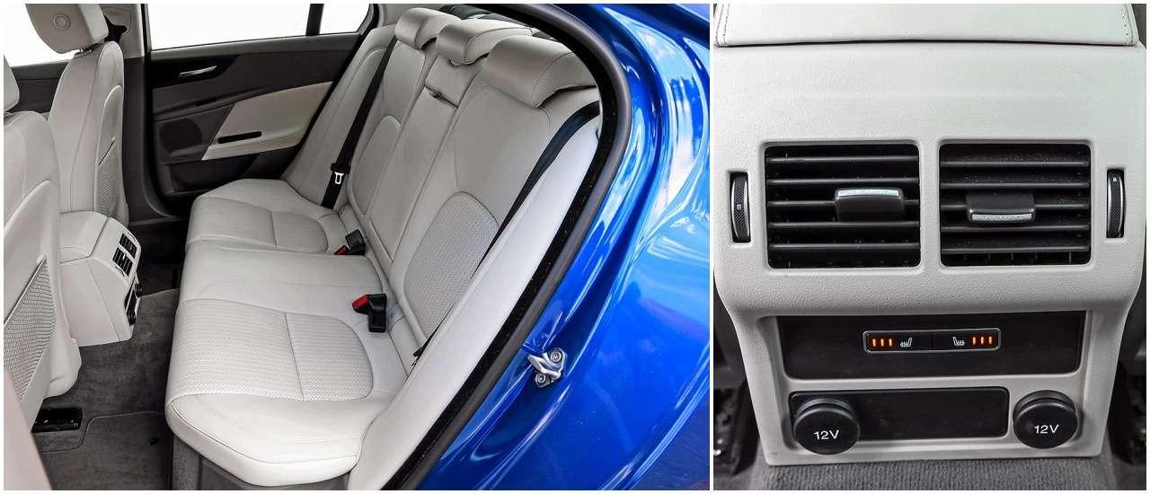 Genesis G70 против Audi A4и Jaguar XE— большой тест— фото 894736