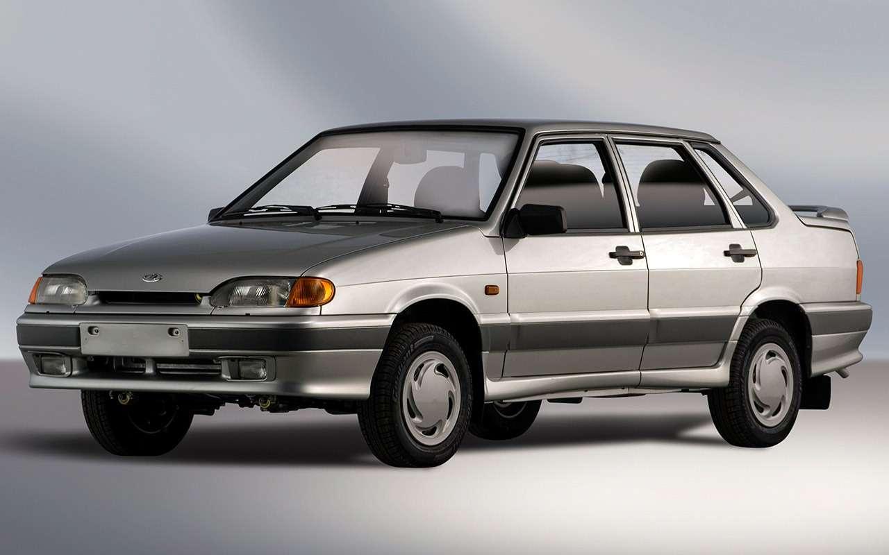 Самые дешевые автомобили спробегом: до50и до100 тысяч!— фото 1139263
