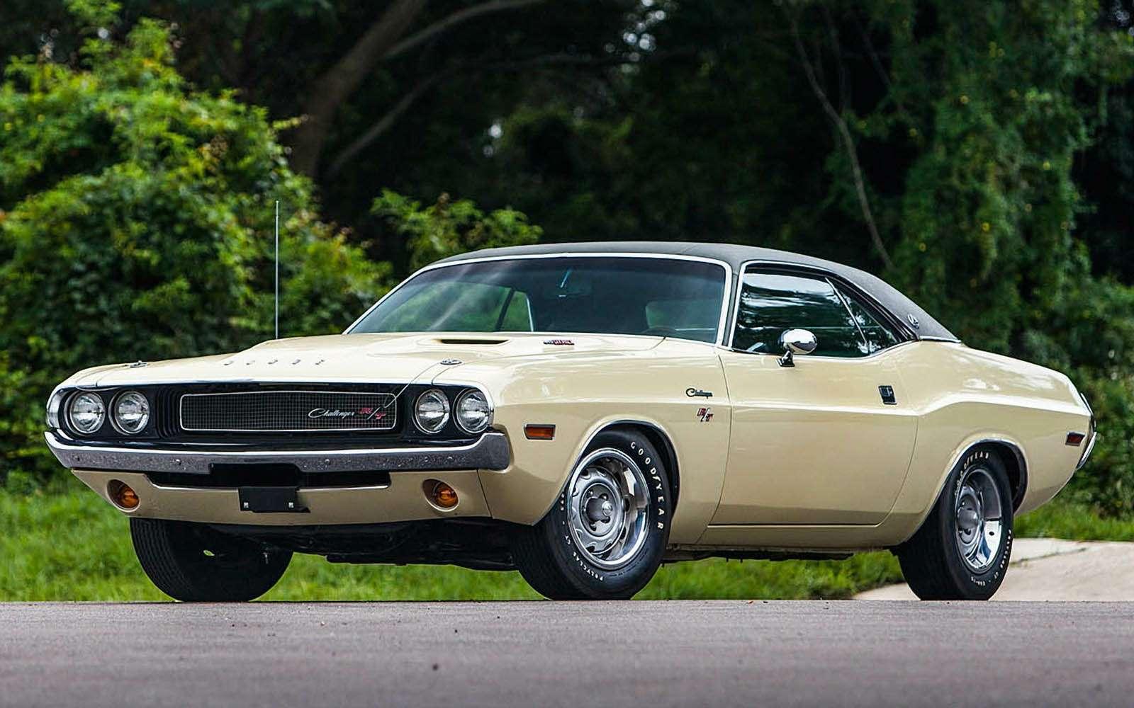Dodge Challenger, 1970-1974