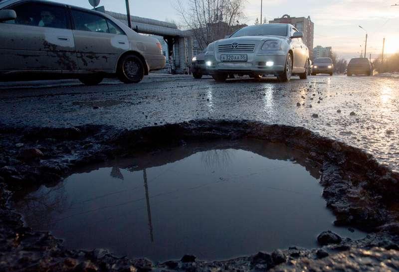 ОНФ ожидает  знаков  от жителей  Самарской области об«убитых» трассах