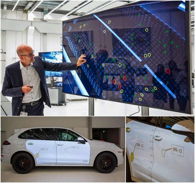 Какпроверяют автомобили Porsche— репортаж ЗР