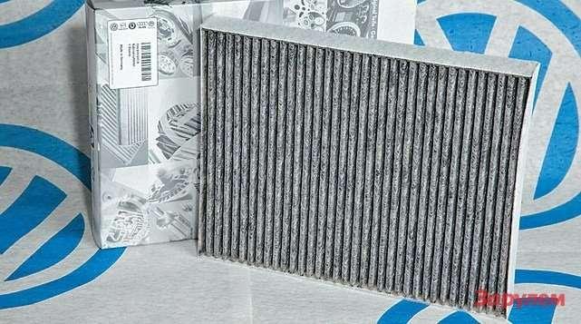 Оригинальный фильтр очистки воздуха в салоне 7НО 819 631 А