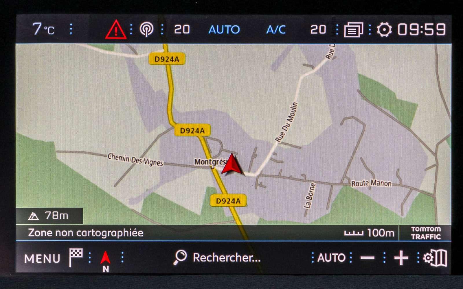 Автомобиль года: тестируем Peugeot 3008— фото 759125
