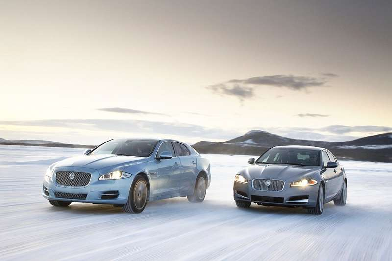 Jaguar XF AWD and XJ AWD 1_no_copyright