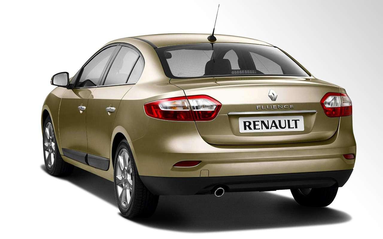 Renault Fluence спробегом: все неисправности— фото 1232006
