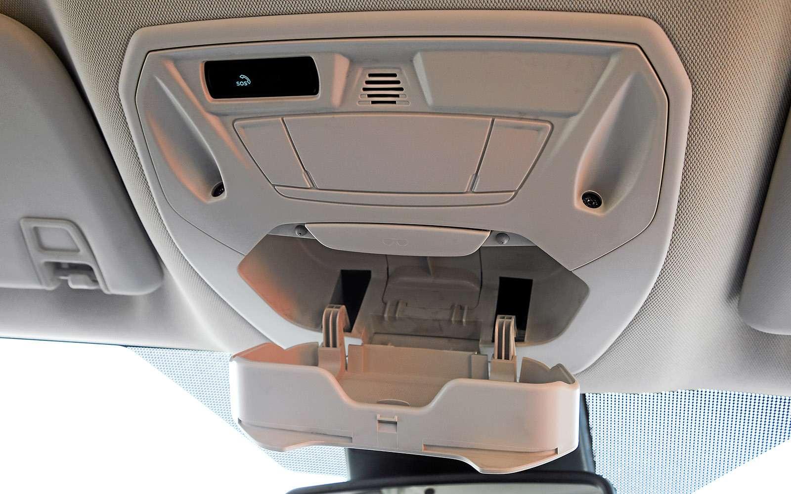 Обновленный Ford Kuga российской сборки: мыпоездили нанем первыми!— фото 674485
