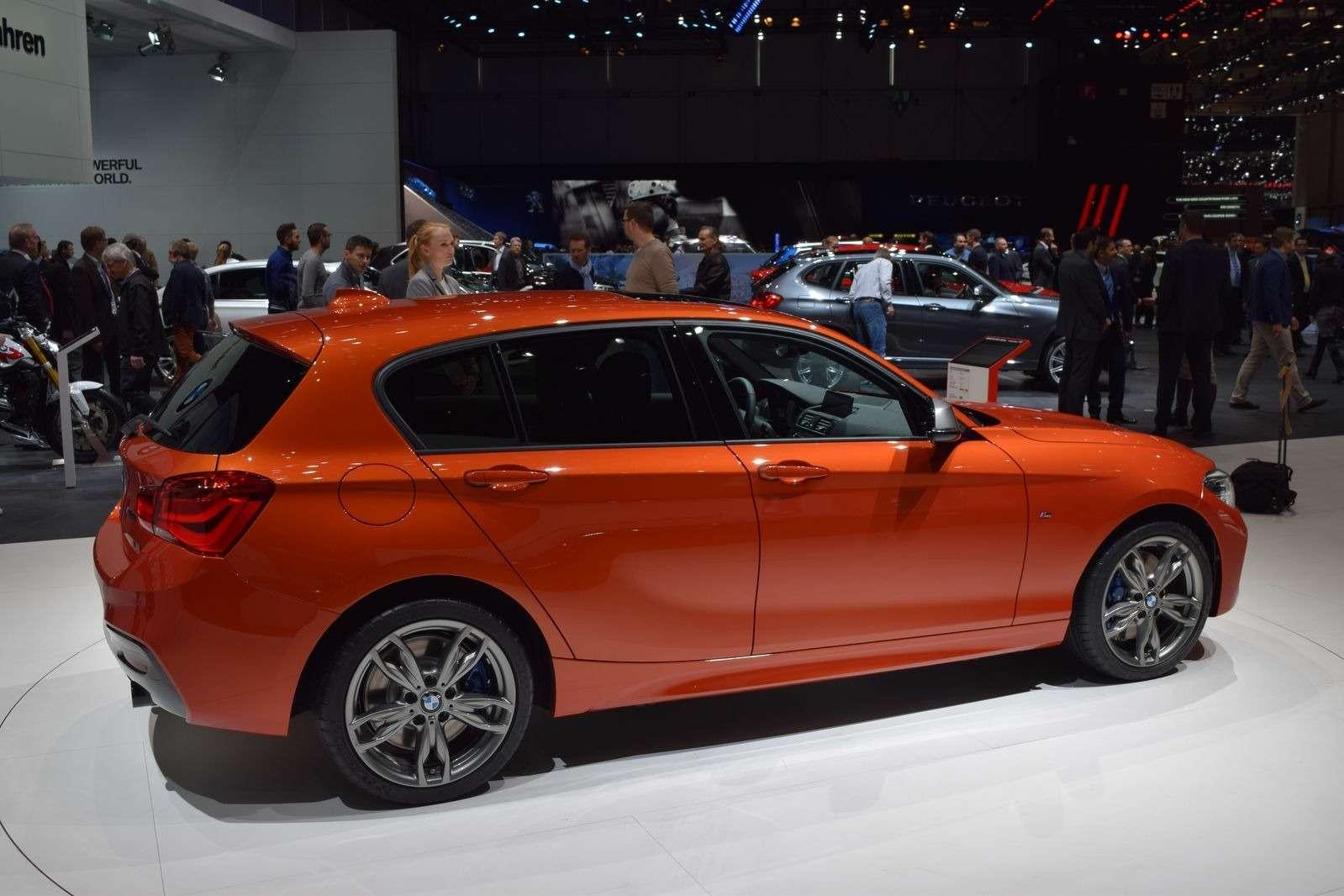 BMWдобавила свежести 1-й серии— фото 369410