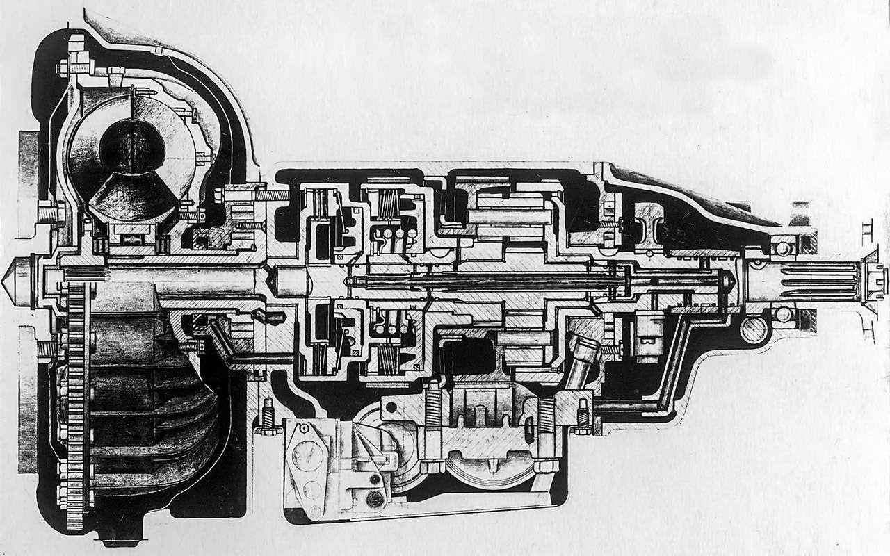 Попробовали— неполучилось! 6советских машин сАКП— фото 1248142