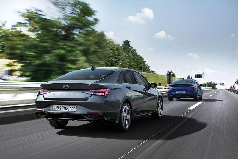 Новая Hyundai Elantra: подробности дляРоссии