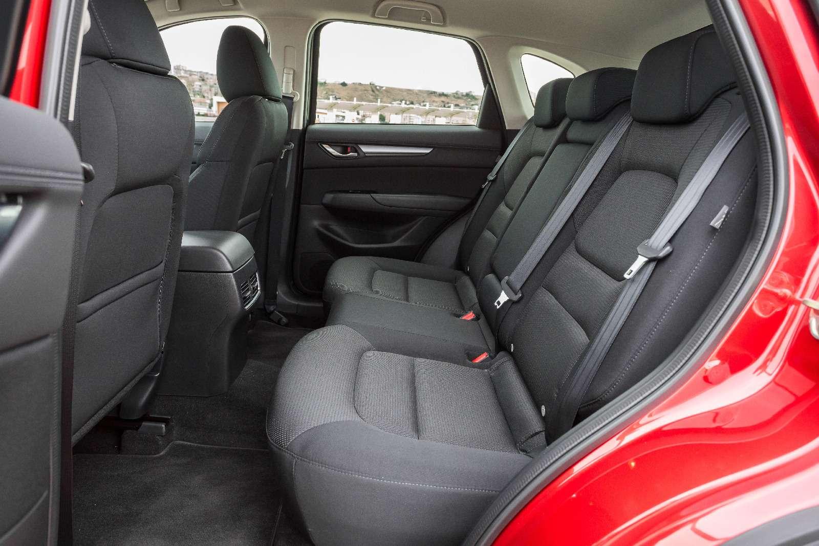 Mazda объявила рублевые цены накроссовер CX-5 второго поколения— фото 766910