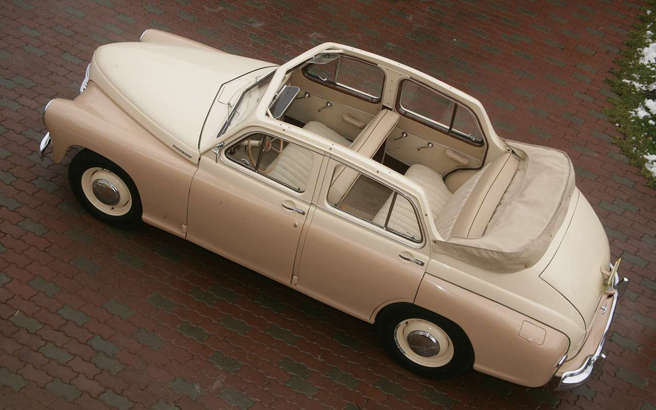 100миллионов! Топ-10 самых дорогих советских автомобилей— фото 1160230