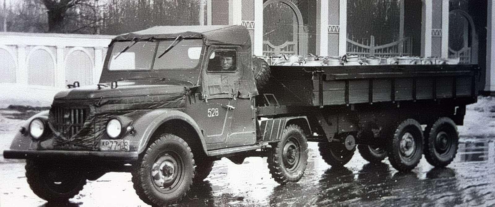 Самые необычные советские автомобили. Топ-12— фото 631386