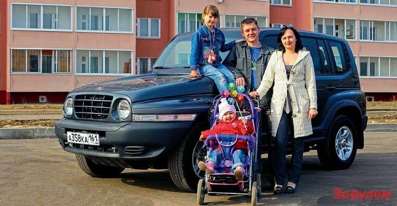 Семье нашего героя машина понравилась: «Аккуратненькая такая».