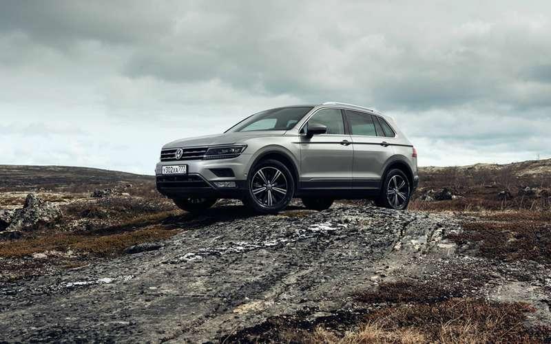 Volkswagen вернул дизельный Tiguan впродажу