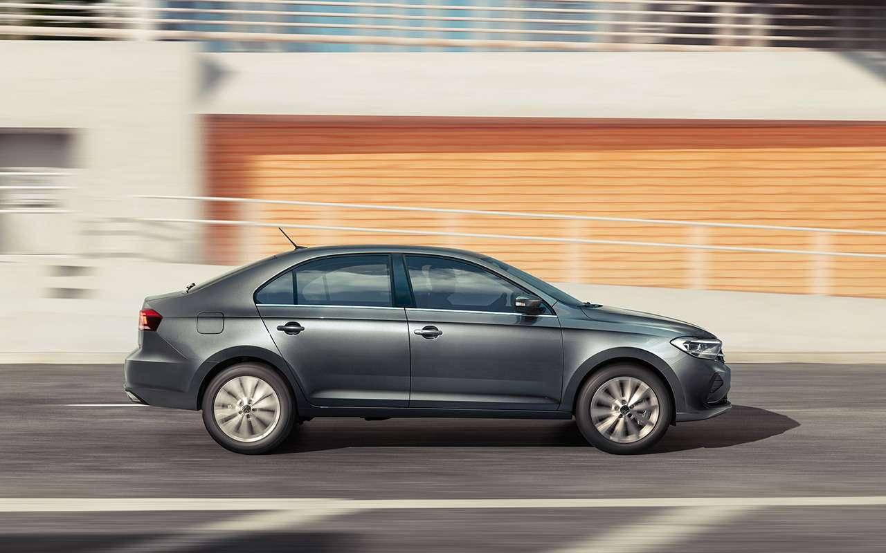 Новый Volkswagen Polo— первые живые фото икомплектации— фото 1087024