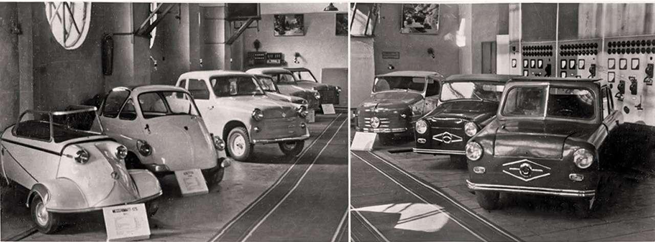 Народные автомобили СССР: вот кто был доЗапорожца!— фото 1253114