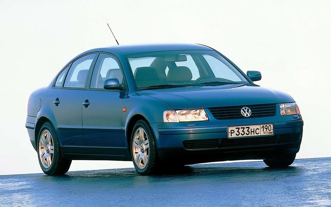 От100до 200 тыс. руб.— самые достойные авто навторичке— фото 1140458