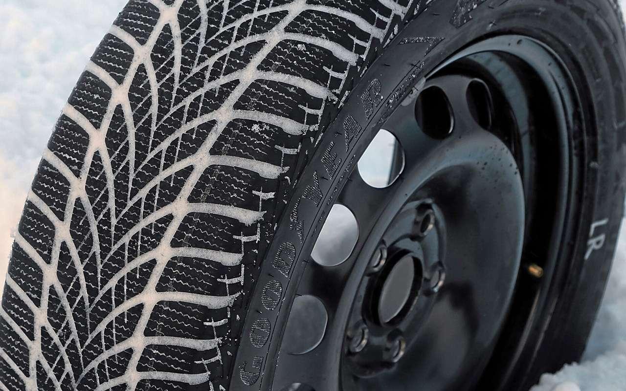 Большой тест зимних шин: выбор экспертов «Зарулем»— фото 1170269