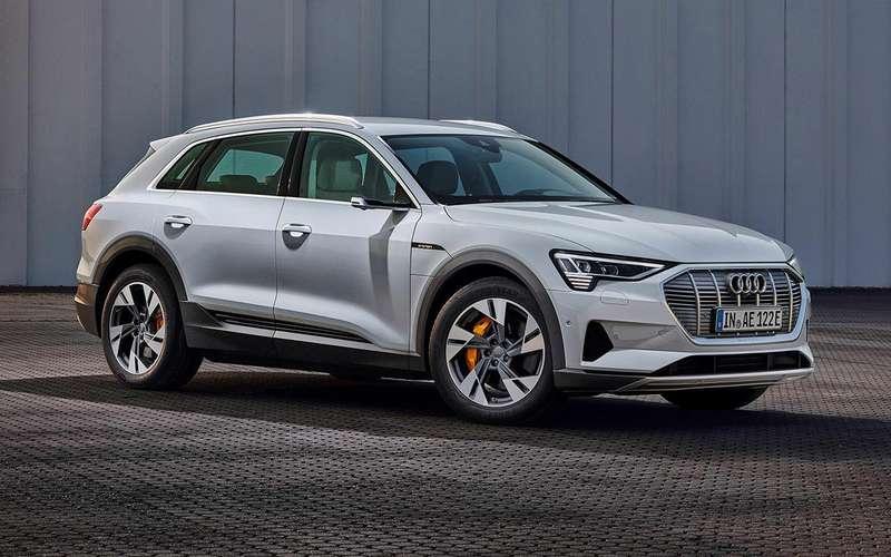 Audi зарегистрировала вРоссии новый кроссовер