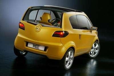 Opel представляет новый компакт— фото 98023