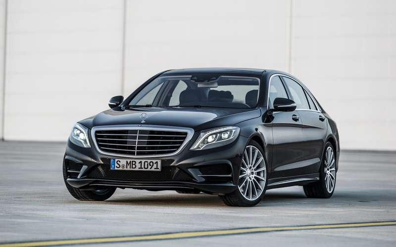 Нановый Mercedes-Benz S-класс поступило свыше 30000 заказов