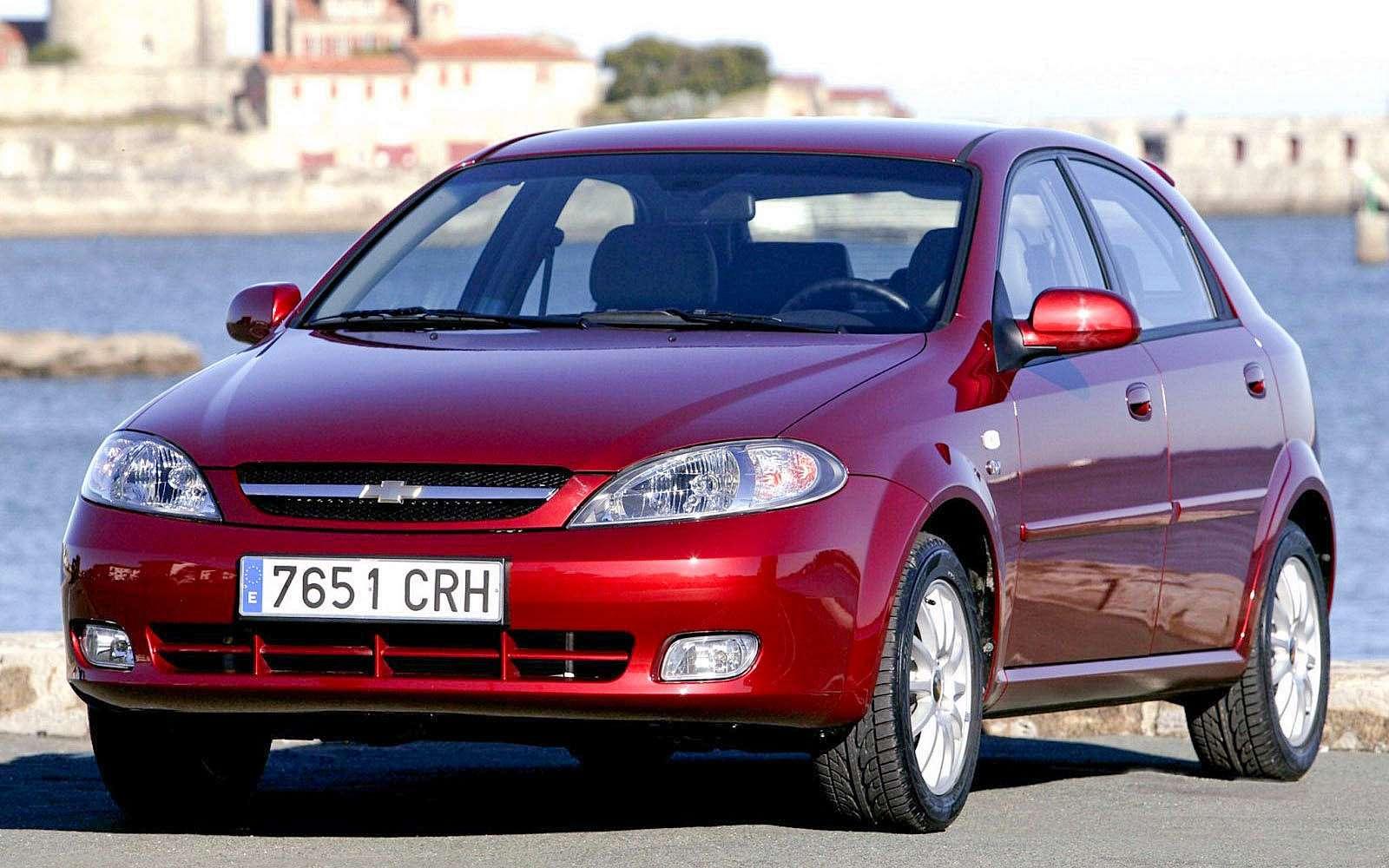 Хэтчбек Chevrolet Lacetti