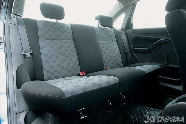 Тест Ford Focus II, Renault Megane, Mitsubishi Lancer. Двое наодного— фото 58307