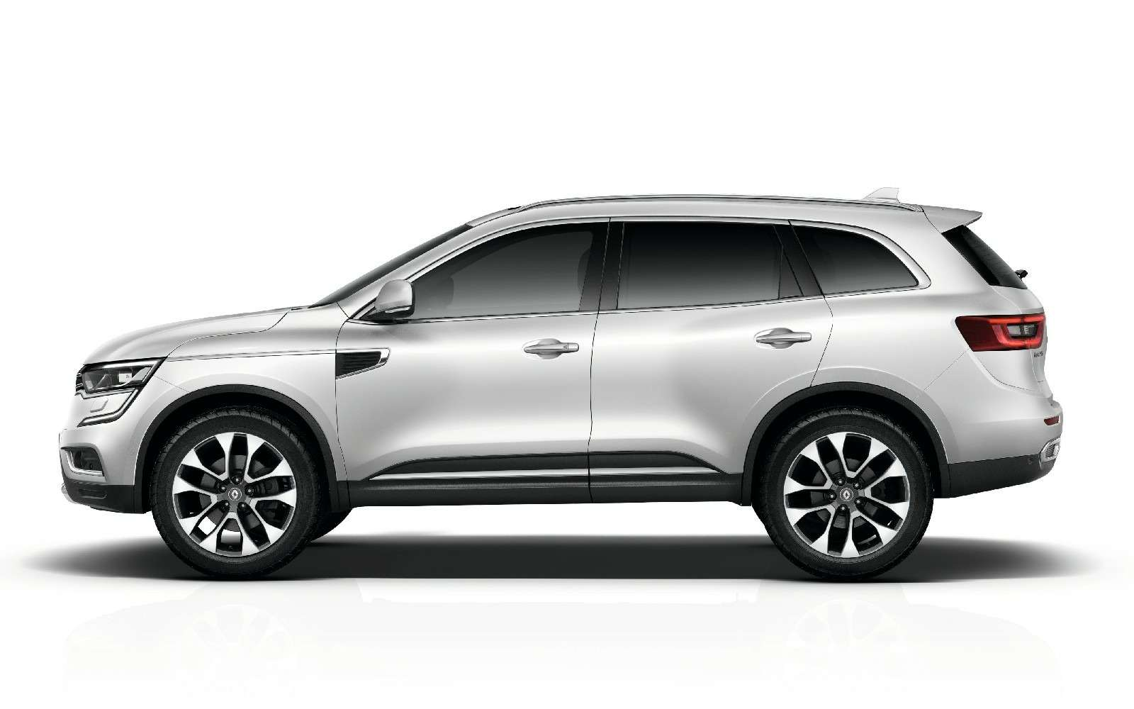 Новый Renault Koleos: только 5мест икитайская сборка— фото 580033