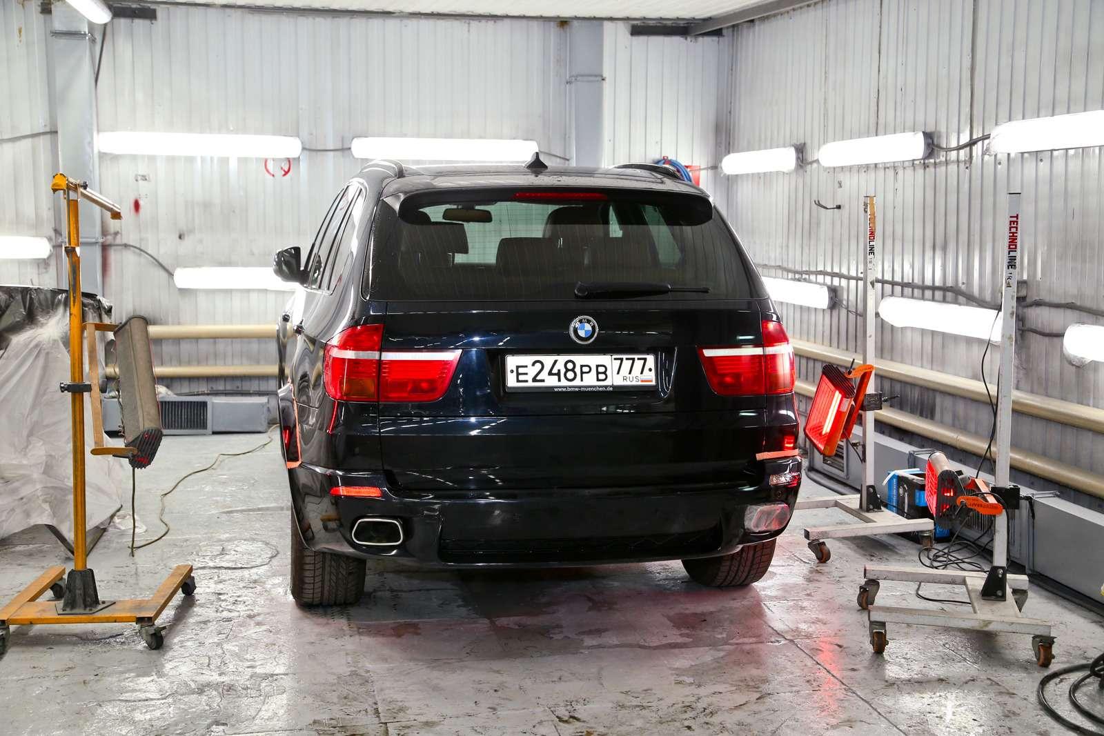 Технологии локального кузовного ремонта: ловкость рук— фото 612147