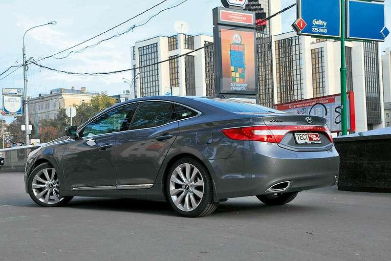 Hyundai-Grandeur
